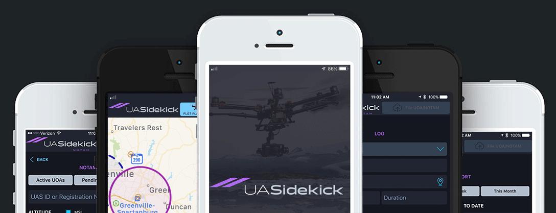 UASidekick – The Ultimate UAS Pilot Assistant